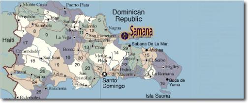 Snorkeling Samana Dominican Republic - Where is the dominican republic located