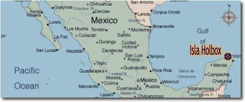 Snorkeling Isla Holbox Mexico